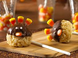 Turkey Pop Treats
