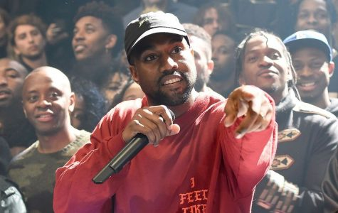Kanye West is Consubstantial with Pablo