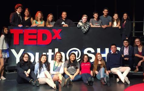 TEDxYouth@SHC: Share Your Idea, Change the Conversation, Shape the World