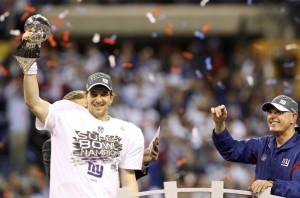 Giants Win Super Bowl XLVI In Thrilling Comeback Finish