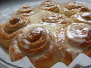 Great Grandma's Orange Danish Tradition
