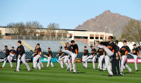 Top 5 San Francisco Giants prospects to watch at Spring Training