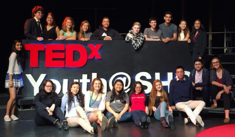 TEDxYouth@SHC: Share Your Idea, Change the Conversation, Shape the World