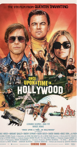 Movie: Once Upon a Time in Hollywood