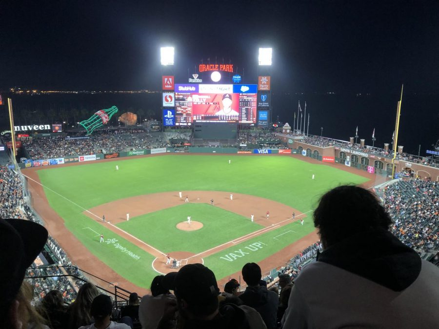 The Giants secure their spot in the playoffs on September 29 against the Diamondbacks.